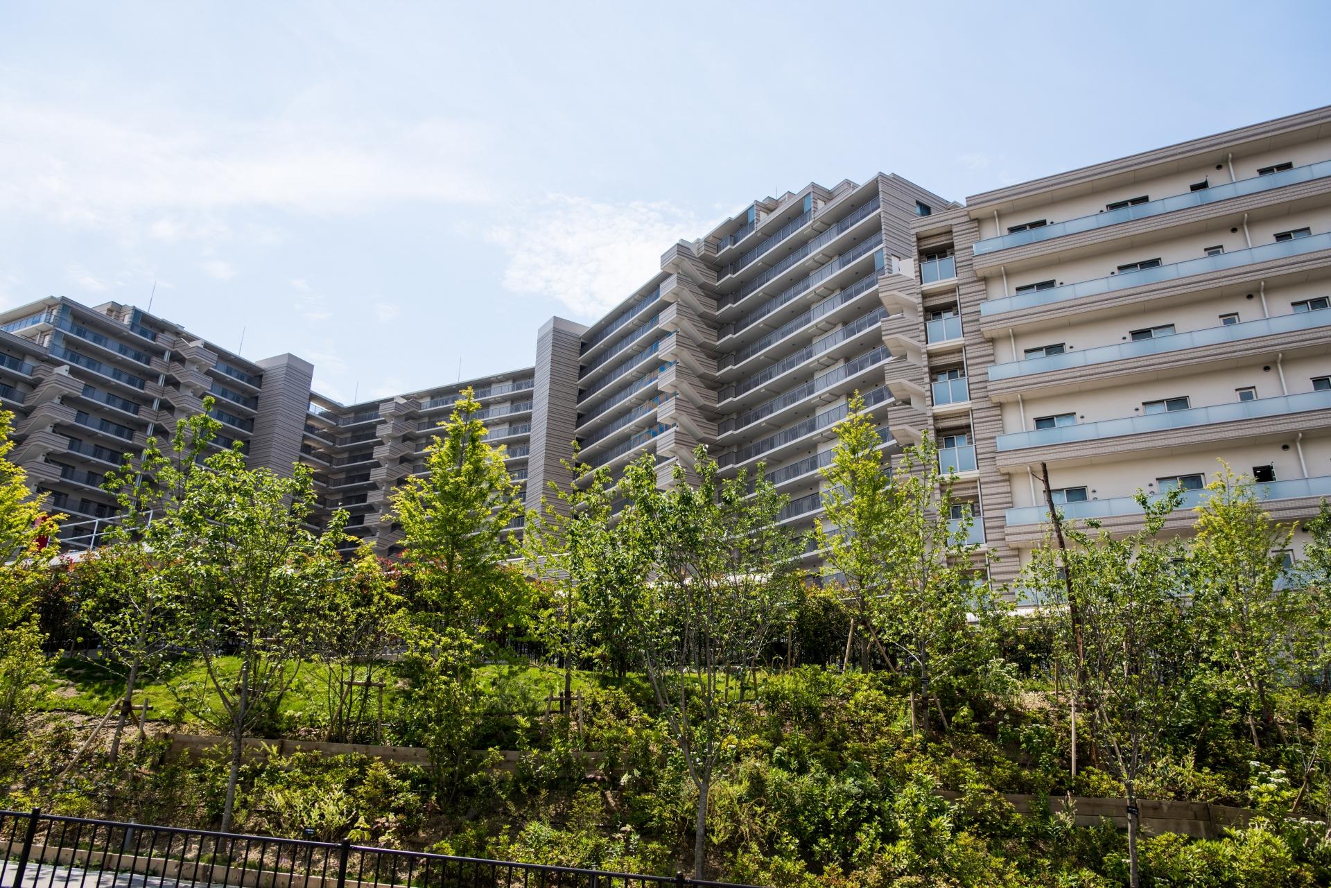 首都圏中古マンション成約件数 8月として過去最高に